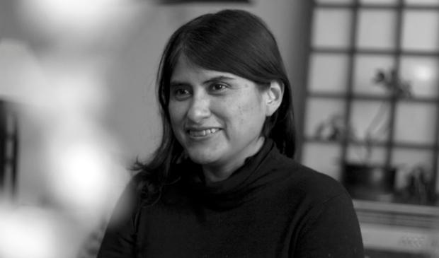 <p>Melina Leon, de Peruaanse regisseur van Cancion sin Nombre.</p>