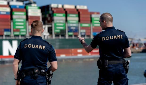 Douane-uniform Fysiek Toezicht