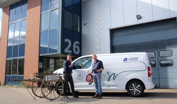 Handwerk en de modernste ontwikkelingen gaan samen bij Bouwbedrijf Van Hoeijen.