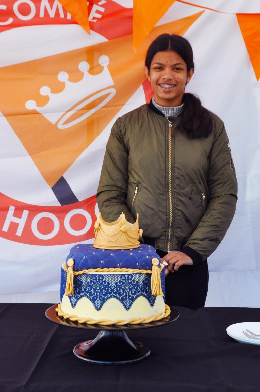 Joy van Laar werd derde Oranje Comité Hoogland © BDU media