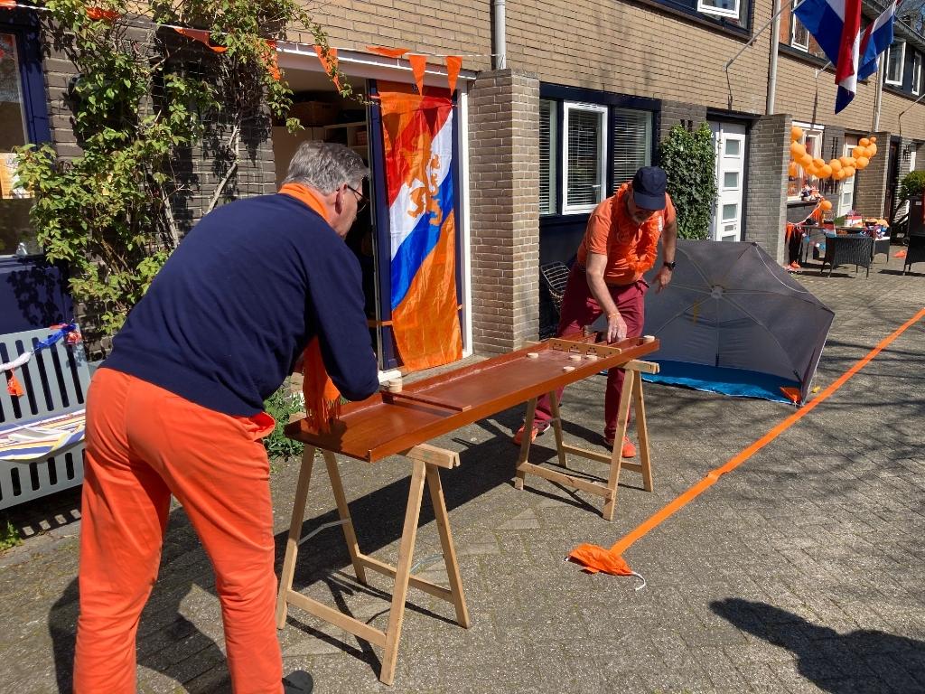 Notengaard. Oranjevereniging Doorn © BDU