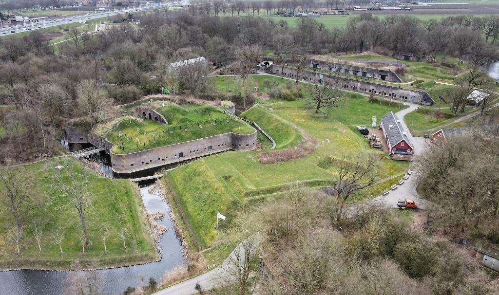 Het Bunnikpad - Fort bij Vechten Jan Ausems © BDU media