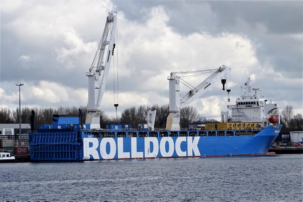 Noordzeekanaal Hans Blomvliet © BDU media