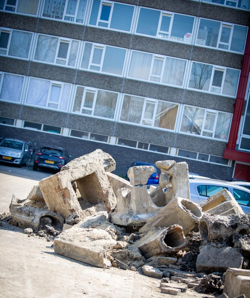 Gildenwijk in beton Theo Bos © BDU Media