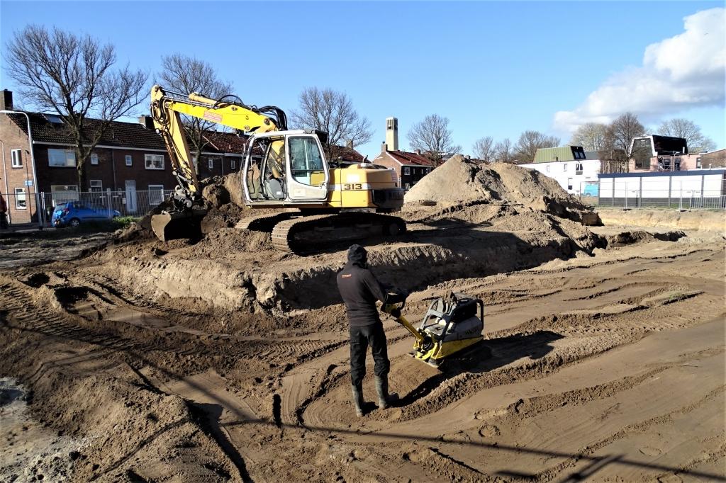 Opgravingen Hans Bllomvliet © BDU media