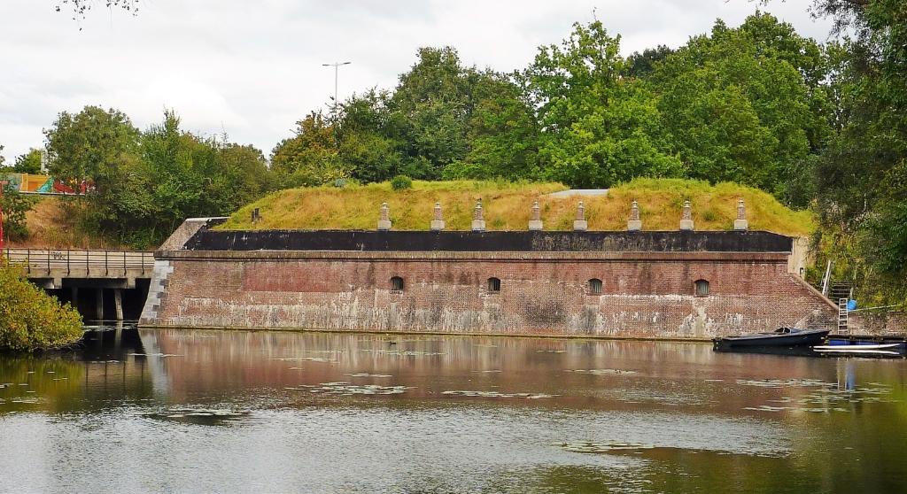 <p>Lunet 5 Vaartse Rijnpad</p> Kees Volkers © BDU media