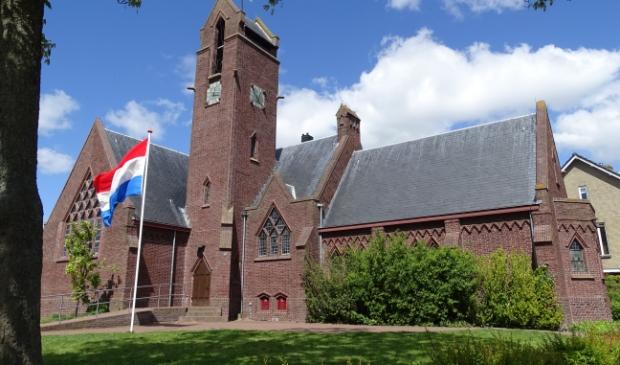 Protestantse kerk in Halfweg