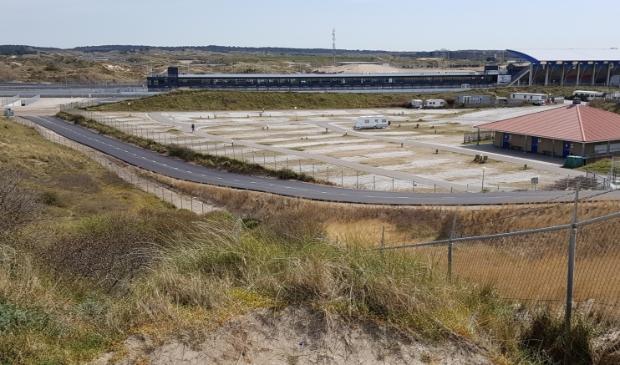 <p>De gemeente ruziet al ruim &eacute;&eacute;n jaar met de provincie over de nieuwe toegangsweg van het circuit. </p>
