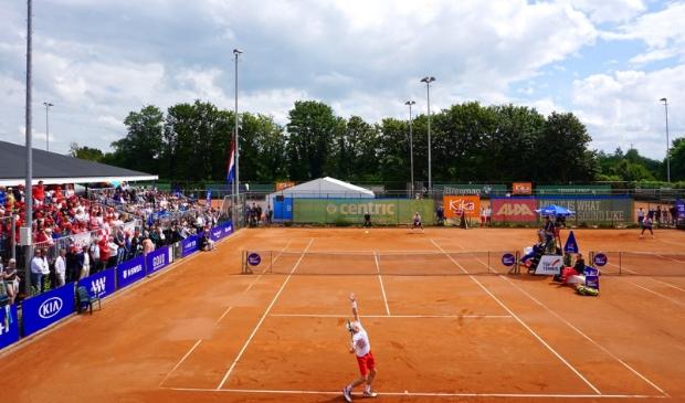 Competitie Eredivisie tennis