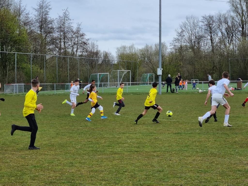 Mixt toernooi M.Fleuren © BDU media
