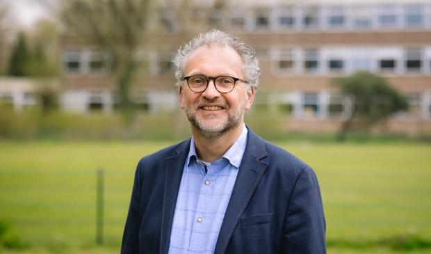<p>Cees Nugteren, nieuwe rector-bestuurder CSG De Lage Waard.</p>