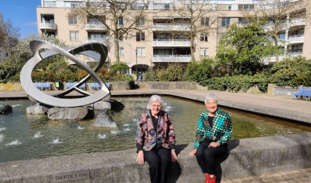 <p>Mevrouw Van den Berg en Jos&eacute; Kloosterman kennen elkaar via MOTTO</p>