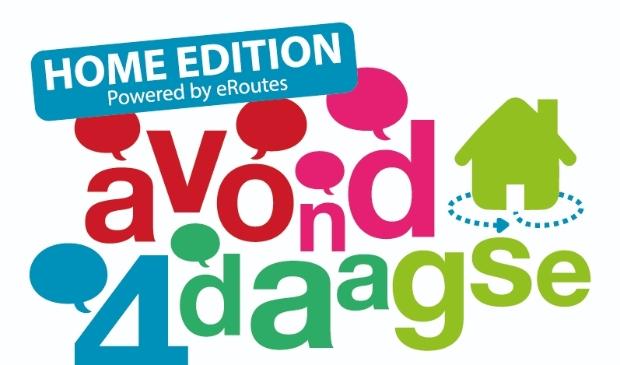 Logo Avond4Daagse Home Edition