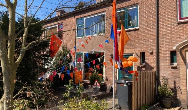 Padland. Oranjevereniging Doorn © BDU