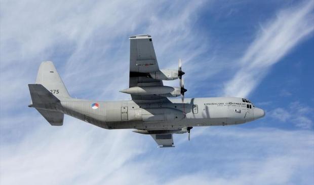 Koninklijke Luchtmacht, 336SQN Hercules C130.