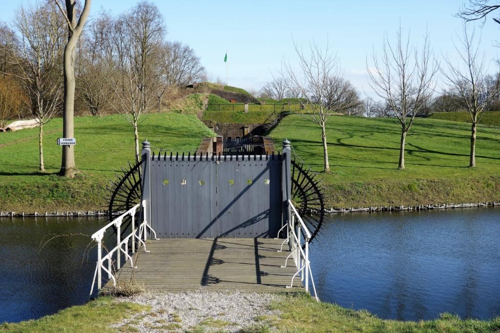 Het Bunnikpad - Fort bij Vechten Kees Volkers © BDU media