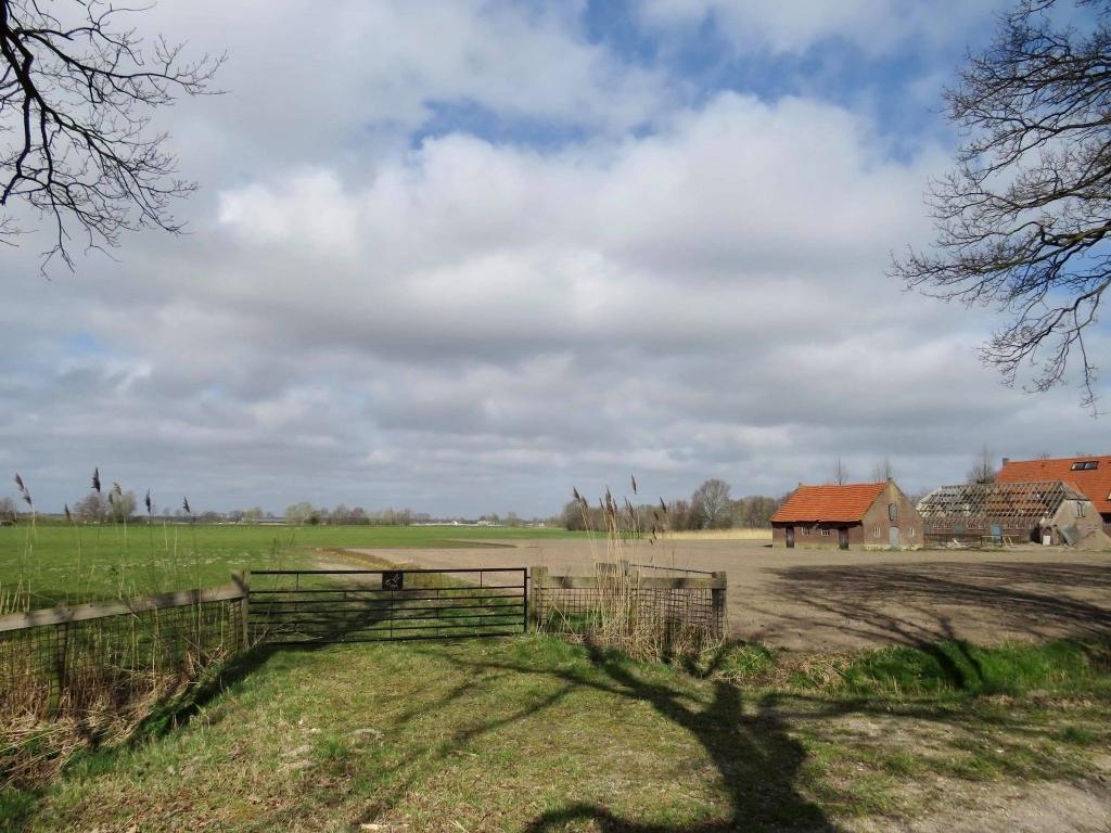 7Vanaf het  Landgoed zicht op Malesluis/Fietsbrug Onno Wijchers © BDU media