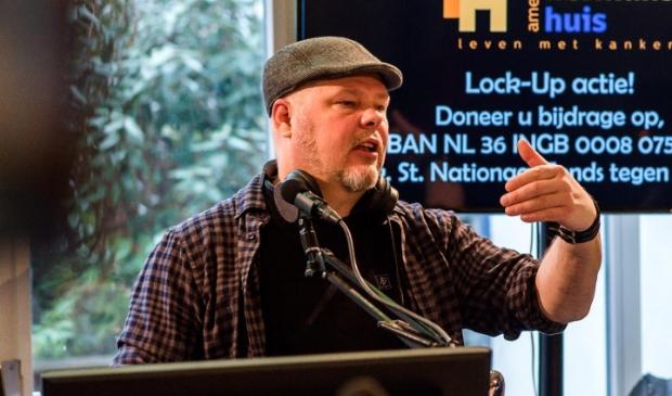 Bernard van Gellekom live streamde het gehele evenement