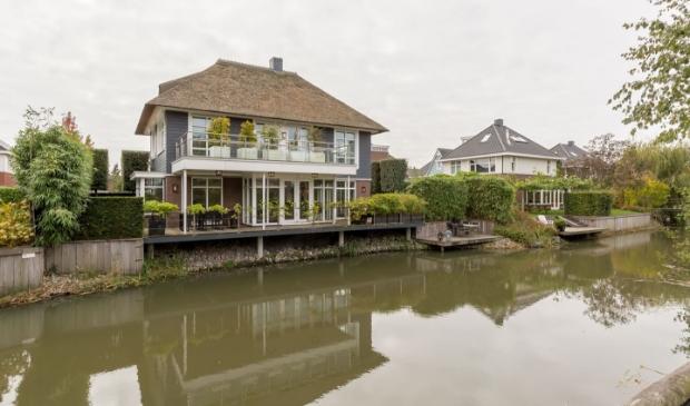 <p>De duurste woning die momenteel op Funda te koop staat in onze gemeente.</p> Funda.nl © BDU media