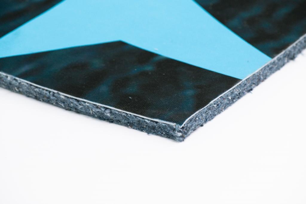 Weefwerk van printbaar textiel Andre van Zwieten © BDU media