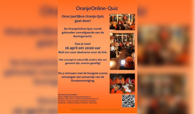 Oranje(Online)Quiz