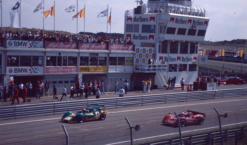 Stichting Duinbehoud: 'Formule 1 desastreus voor de natuur'