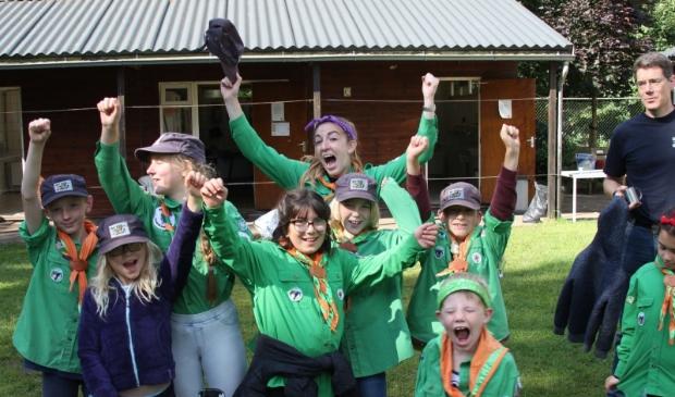 <p>Scouting Paula Geerts is ontstaan om gezamenlijk plezier te maken en de wereld te ontdekken. Zo te zien heeft dat goed uitgepakt.&nbsp;</p>