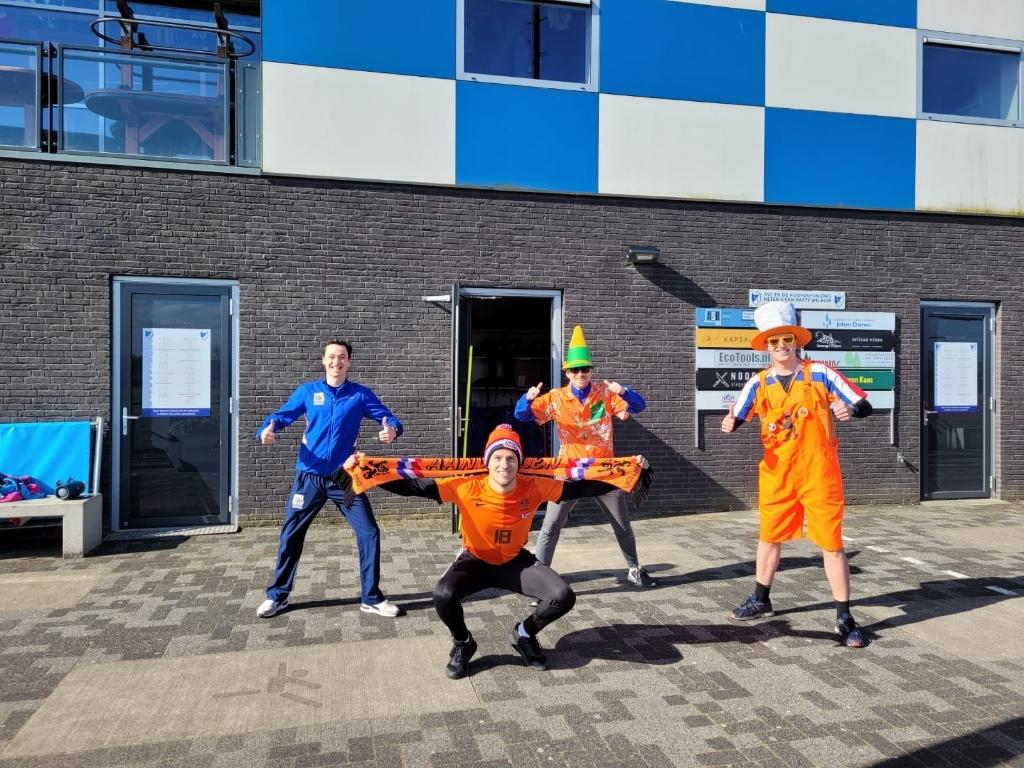 De buurtsportcoaches maken van de alternatieve koningsspelen een succesvolle dag Stichting Wijksport © BDU media
