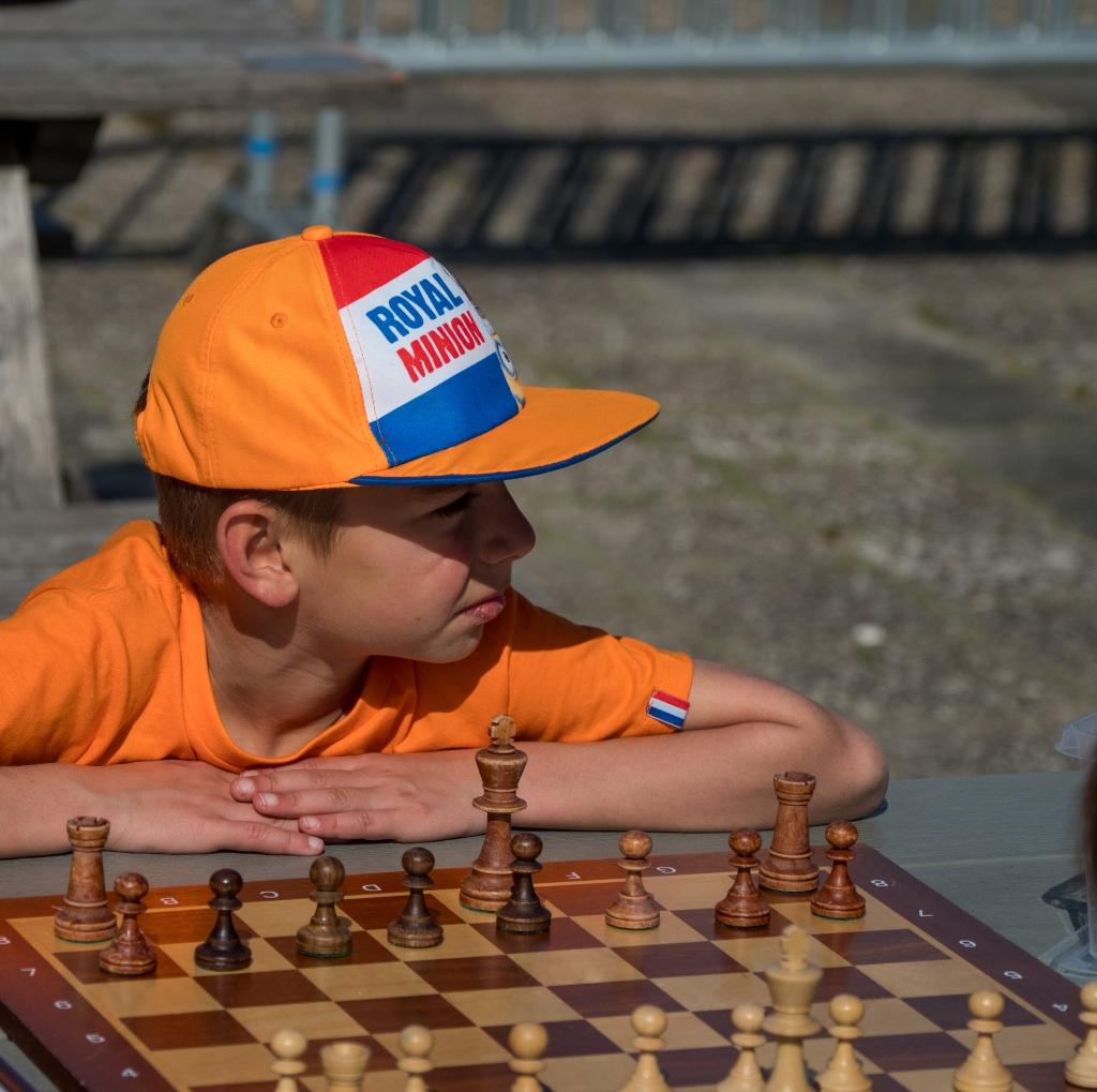 Concentratie! Jerry van Rekom © BDU media