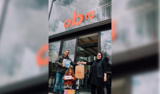 <p>Het 20.000<sup>e</sup>  boekenpakket is afgehaald bij de OBA.</p>