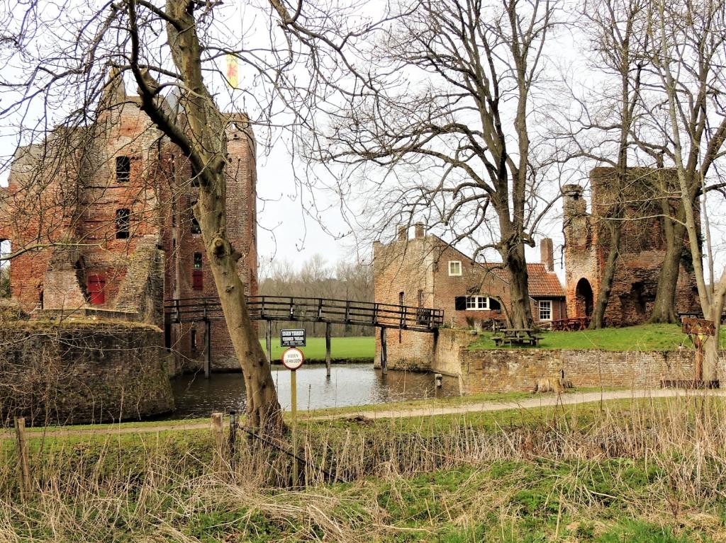 Vernielingen Hans Blomvliet © BDU media
