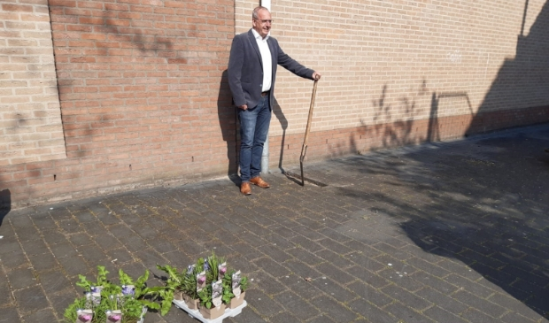 <p>Wethouder Pieter de Kruif</p>