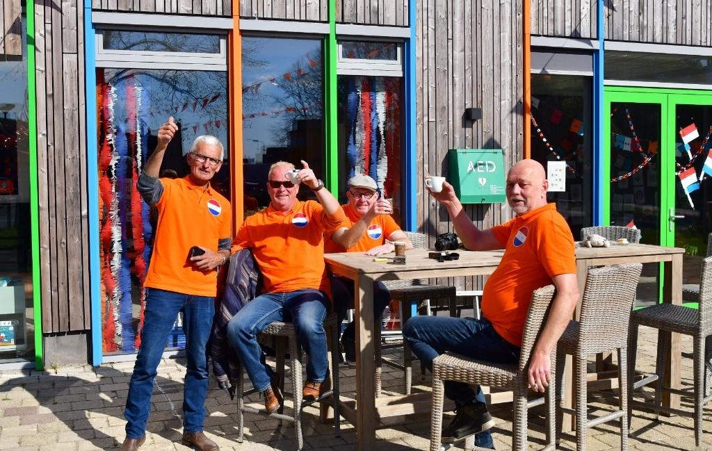Comité Oranje, Nijkerkerveen. Kees van den Heuvel © BDU Media
