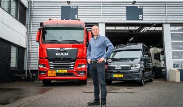 <p>Gerard Knevel: ,,Ik besef elke keer weer hoe belangrijk bedrijfswagens zijn voor onze klanten.&quot;</p>