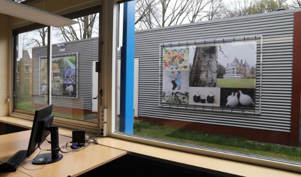 uitzicht kamer burgemeester Rob van de Bor © BDU media