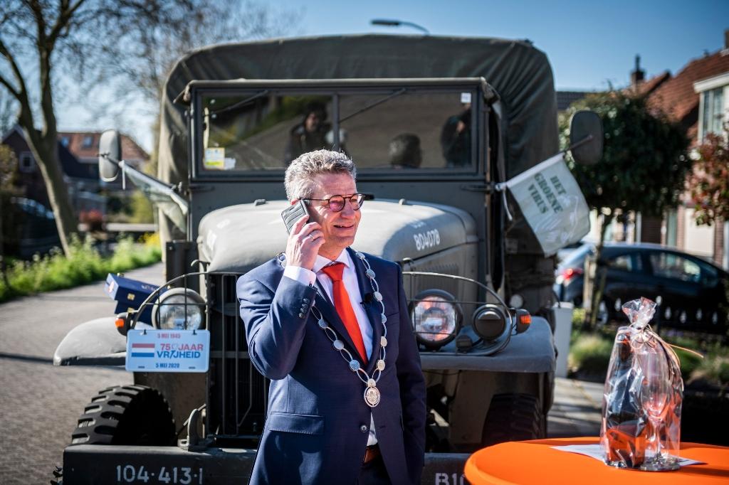 Burgemeester Dirk Heijkoop Suzanne Heikoop © BDU media