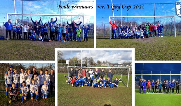 Winnaars v.v. 't Goy Cup