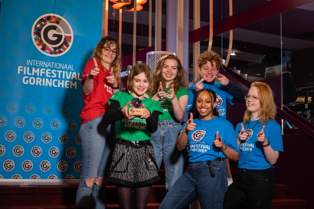 <p>Uitreiking Youth Jury Award IFFG 2021 Online </p> <p>IFFG</p> © BDU Media