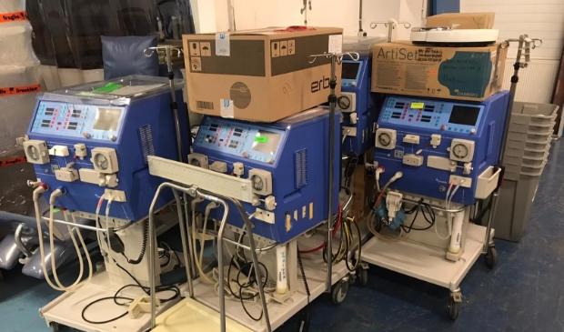 Dialyse machines voor Batam