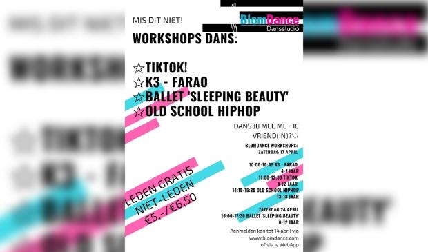 Open Dansworkshops