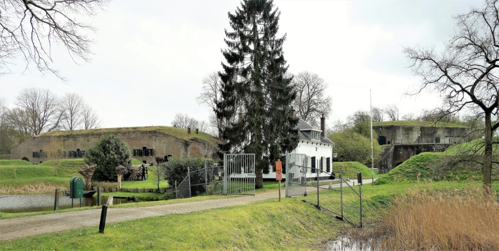 <p>Fort &#39;t Hemeltje Vaartse Rijnpad</p> Kees Volkers © BDU media