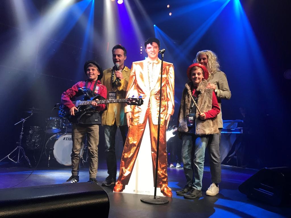 Rockster voor één dag in poppodium P60. Gemeente Amstelveen © BDU media