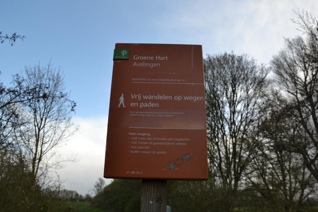 Het wandelgebied Avelingen in het Groene Hart Hetty Pellikaan © BDU Media