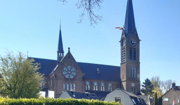 <p>Amstelkerk.</p>