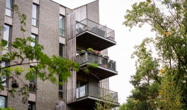 <p>Balkons Kerckebosch in Zeist.</p>