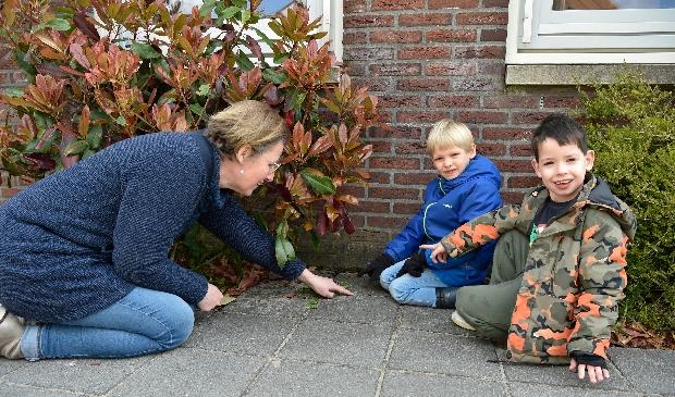 <p>Buitenles voor de kleutergroepen van de Montessorischool in Soest.</p>