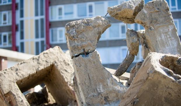 Gildenwijk in beton