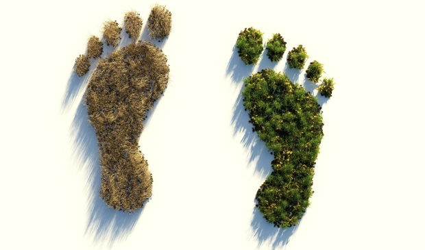 Houd je CO2-voetafdruk bij en win een waardebon!