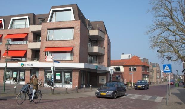 <p>De ABN AMRO-vestiging aan het Torenplein 63-65 in Barneveld.</p>