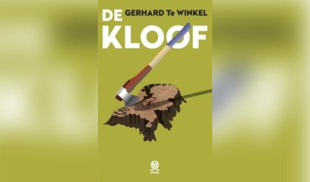 <p>Omslag van de roman van de Leusdense schrijver Gerhard te Winkel.&nbsp;</p>